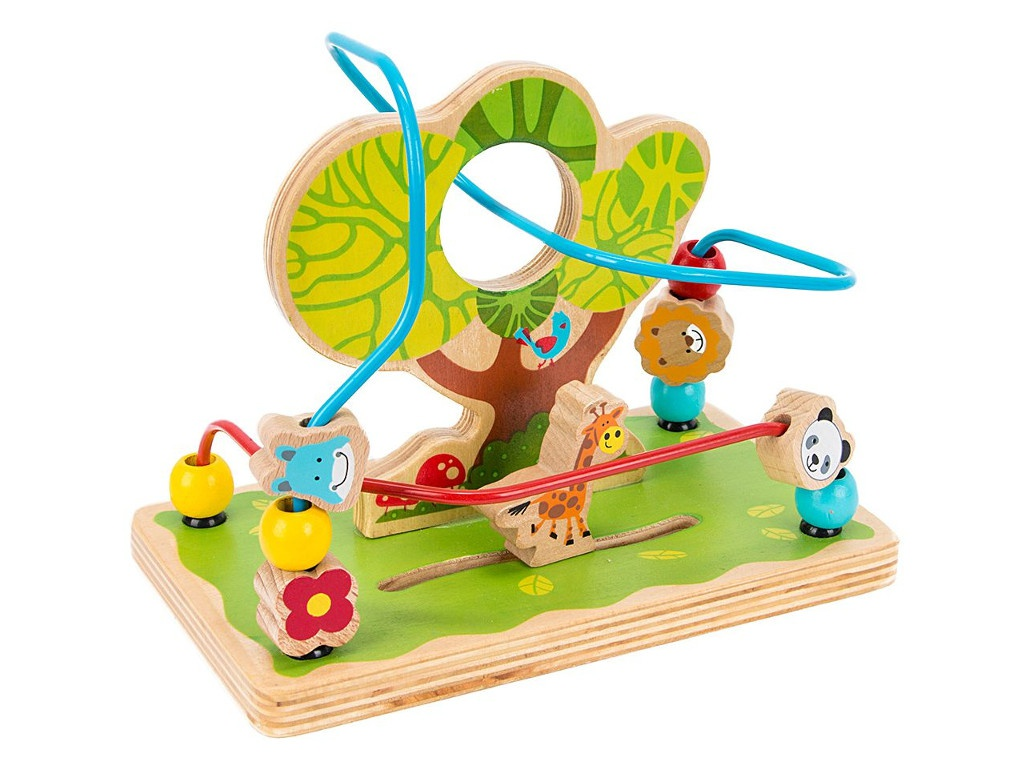 Развивающая игрушка Edufun Джунгли EF1012 GL000233379