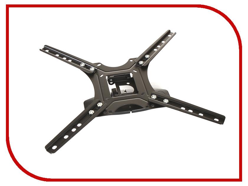 Кронштейн VLK Trento-14 (до 25кг) Black кронштейн vlk trento 4 черный