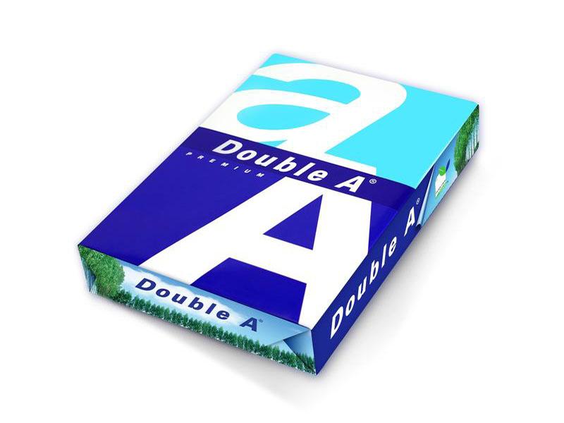 Бумага Double A A4 80g/m2 500 листов A+
