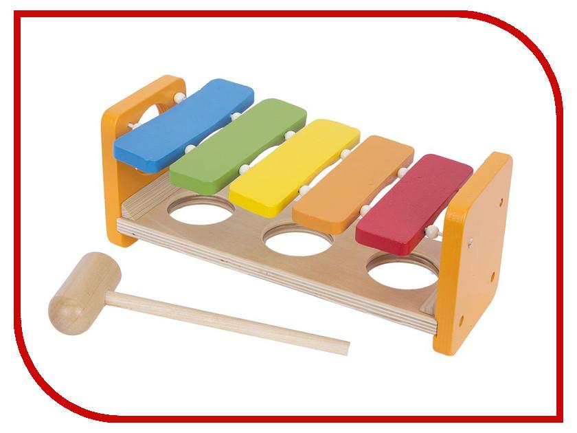 Детский музыкальный инструмент Edufun Ксилофон EF2022 GL000233370 smoby музыкальный инструмент ксилофон 211013
