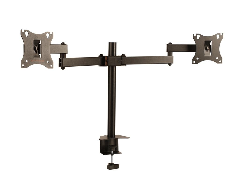Кронштейн Arm Media LCD-T04 (2x до 7кг) Black