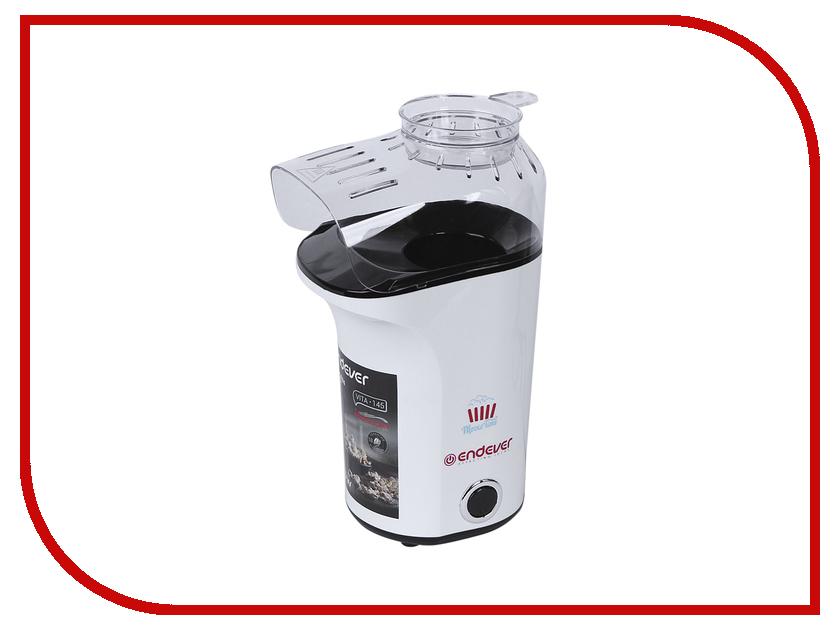Попкорница Endever Vita-145 steam cooker endever vita 160