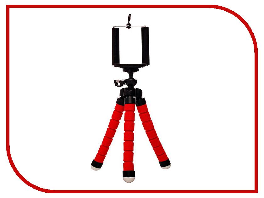 Штатив Activ Tripod mini Red 82540 s08 150mw red 100mw green yellow laser stage lighting projector w tripod ac 110 240v