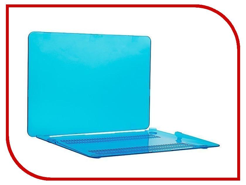 Аксессуар Чехол-кейс 13.3-inch Activ GLASS для APPLE MacBook Air 13 Sky Blue 88522 аксессуар чехол 10 1 inch jet a ic 10 50 универсальный blue