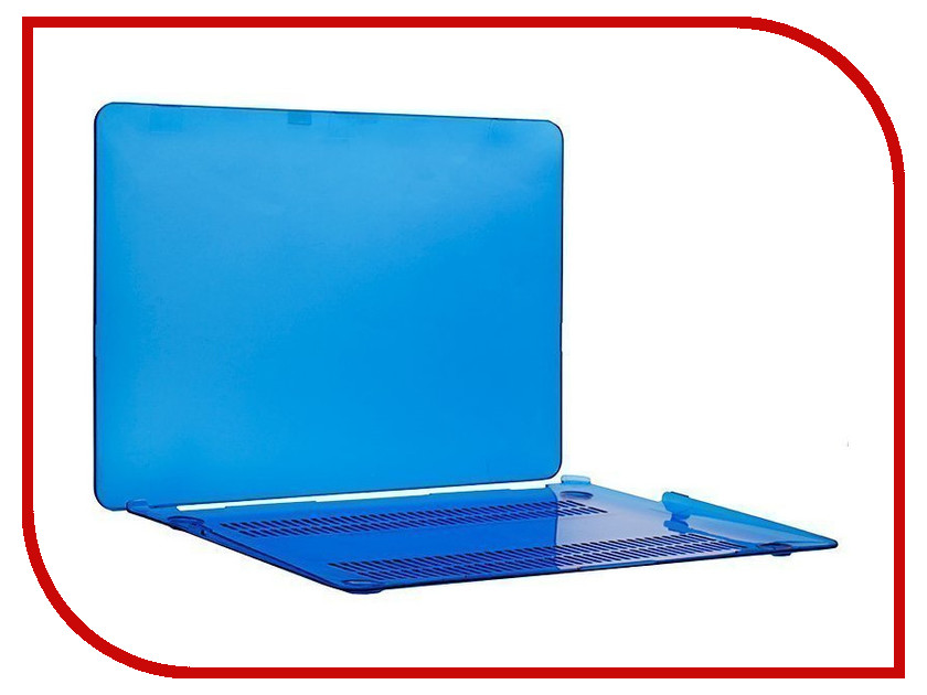 Аксессуар Чехол-кейс 13.3-inch Activ GLASS для APPLE MacBook Air 13 Blue 88520 for macbook air 11 inch a1370 a1465 a1369 a1466 bottom case screw set of 10 free shipping