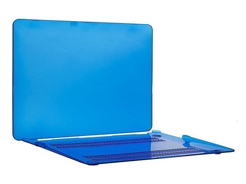 цена на Аксессуар Чехол-кейс 13.3-inch Activ для APPLE MacBook Air 13 GLASS Blue 88520