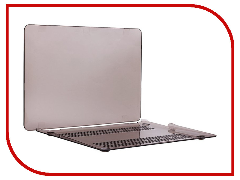 Аксессуар Чехол-кейс 13.3-inch Activ GLASS для APPLE MacBook Air 13 Grey 55678 for macbook air 11 inch a1370 a1465 a1369 a1466 bottom case screw set of 10 free shipping