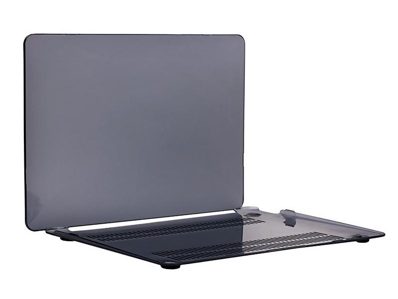 Аксессуар Чехол-кейс 12.0-inch Activ для APPLE MacBook 12 GLASS Black 55625