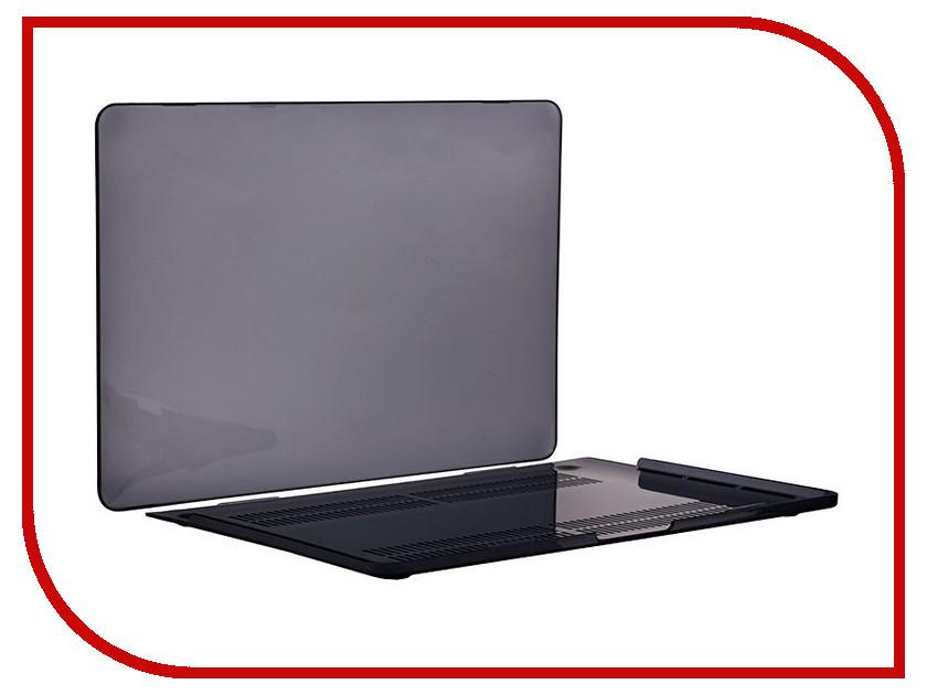 Аксессуар Чехол-кейс 13.3-inch Activ GLASS для APPLE MacBook Pro 13 Mid 2017 Black 88524 аксессуар чехол кейс 13 3 inch activ glass для apple macbook air 13 sky blue 88522