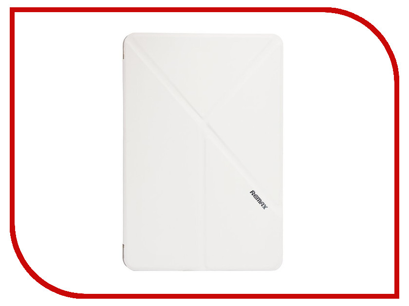 Аксессуар Чехол Activ Remax Transformer series APPLE iPad mini 4 White 74760 аксессуар чехол activ tc001 для apple ipad mini 1 2 3 black 65247