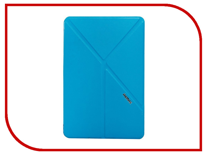 Аксессуар Чехол Activ Remax Transformer series APPLE iPad mini 4 Blue 74757 basketball pattern protective pu leather for ipad mini blue
