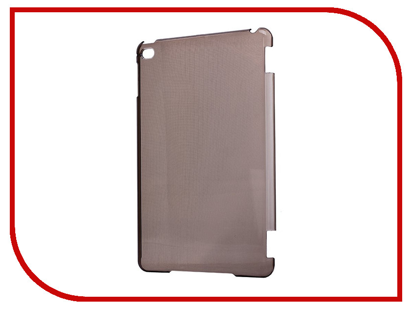 Аксессуар Чехол Activ Glass для APPLE iPad mini 4 Black 88552 аксессуар чехол activ tc001 для apple ipad 2 3 4 green 65242