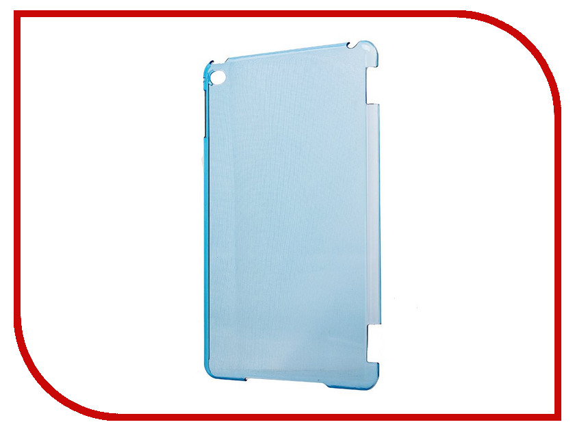 Аксессуар Чехол ActivGlass для APPLE iPad mini 4 Blue 88553 basketball pattern protective pu leather for ipad mini blue