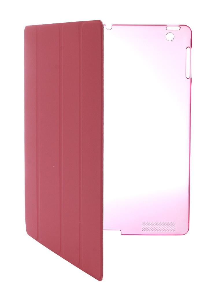 Аксессуар Чехол Activ для APPLE iPad 2/3/4 TC001 Pink 88557
