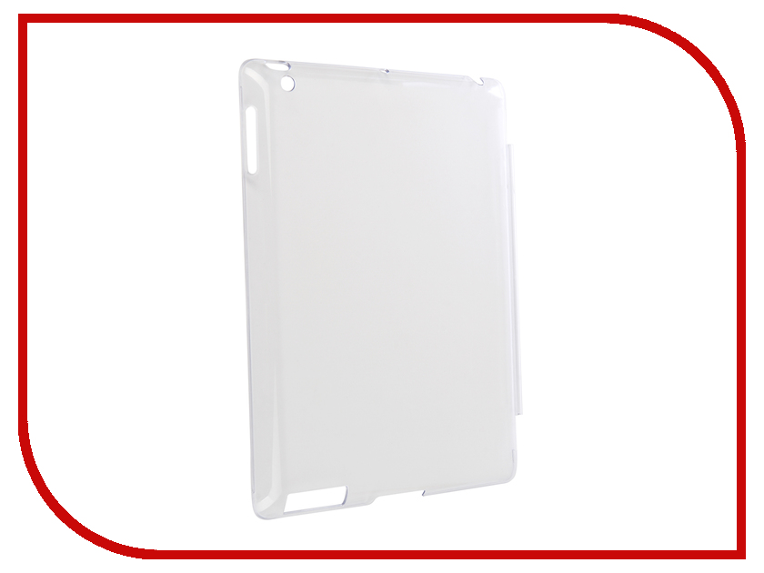 Аксессуар Чехол Activ Glass для APPLE Pad 2/3/4 White 88536 hot sale eu standard touch house home led remote curtains switch luxury white crystal glass panel c702wr 1 2 3