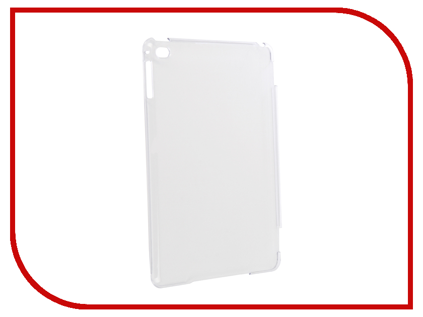Аксессуар Чехол для APPLE iPad mini 4 Activ Glass White 88556 white replacement for apple ipad 3 ipad 4 touch screen digitizer front glass with free tools free shipping