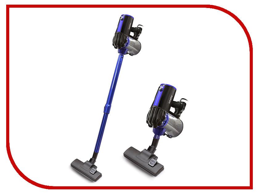 Пылесос Ginzzu VS117 Black-Blue ginzzu s5050