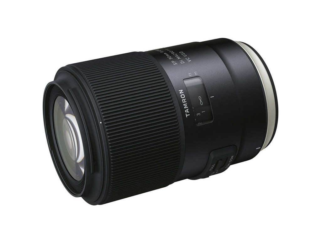 Объектив Tamron Sony SP 90 mm F/2.8 Di Macro 1:1 USD F017S