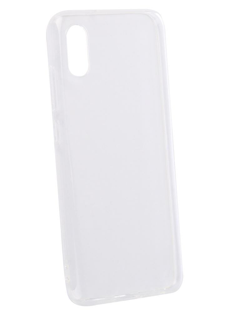 Чехол DF для Xiaomi Mi 8 Pro Silicone Super Slim xiCase-38 Transparent