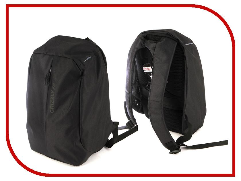 Рюкзак Grizzly RQ-920-1 Black
