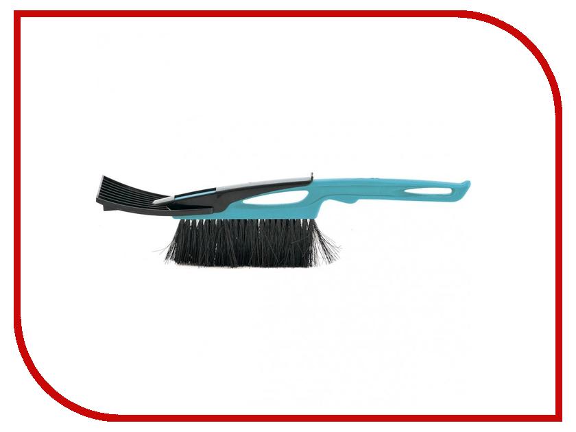 Щётка-скребок Sparta Turquoise 552955 щётка sparta 552915