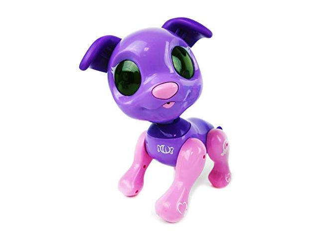 Игрушка 1Toy Робо-пёс Violet Т14337