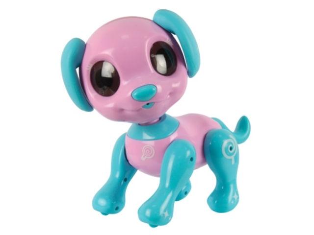 Игрушка 1Toy Робо-пёс Pink Т14336