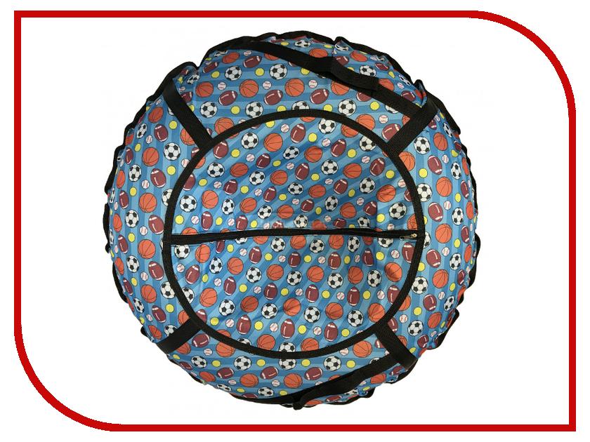 Тюбинг Prosport Мячики 120cm