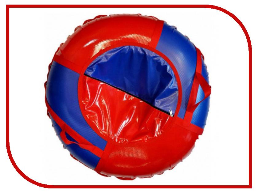 Тюбинг Prosport Тент 80cm Red-Blue тюбинг belon тент спираль аквапарк 85см