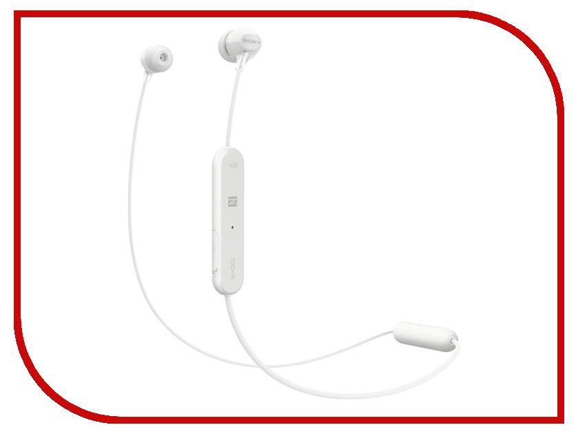 Sony WI-C300 White стоимость