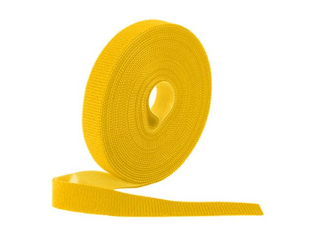 Лента-липучка Comfix 5000x16mm 1шт Yellow HLT-5K16-RP00010