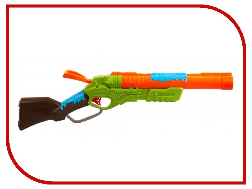 Игрушка X-shot Bug Attack (4802) бластер x shot атака пауков зеленый коричневый красный 4815