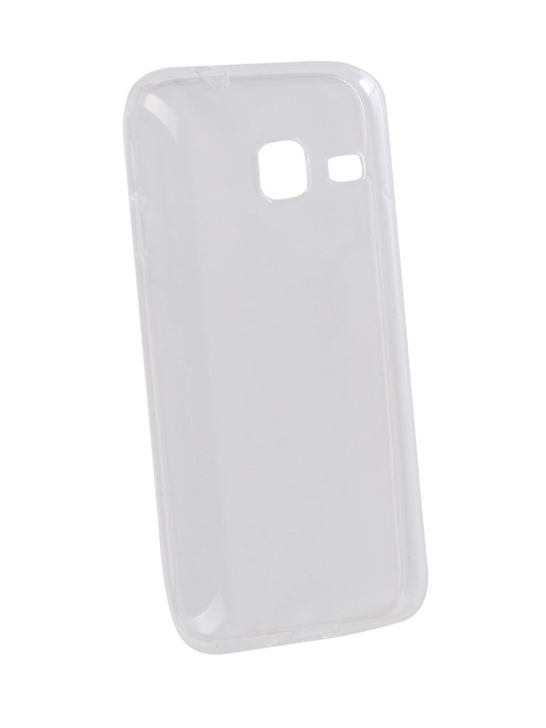Аксессуар Чехол Pero для Samsung Galaxy J1 Mini Silicone Transparent PRSLC-J1MTR