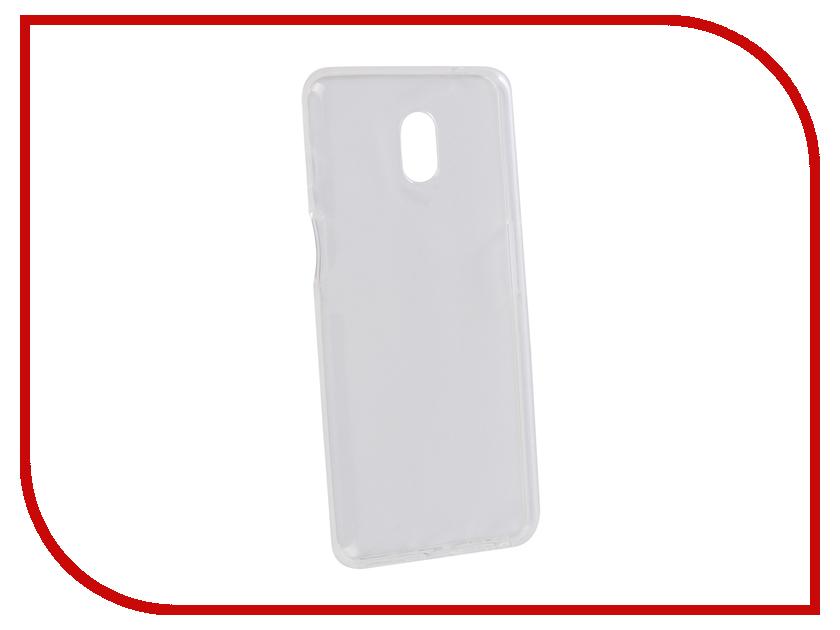 Аксессуар Чехол для Meizu M6s Pero Silicone Transparent PRSLC-MM6STR аксессуар чехол для nokia 6 2018 pero silicone transparent