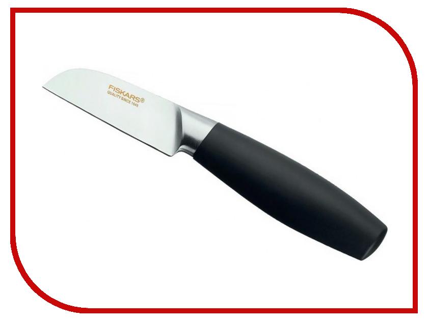 Нож Fiskars Functional Form+ 1016011 - длина лезвия 70мм нож fiskars для хлеба functional form 21 см
