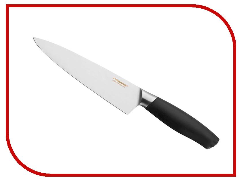 Нож Fiskars Functional Form+ 1016008 - длина лезвия 170мм нож fiskars functional form кухонный 19см нерж сталь