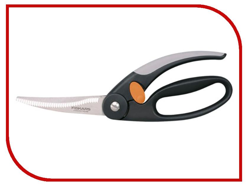 Кухонные ножницы Fiskars Functional Form Softouch 1003033 1toy робот трансформер звездный защитник самолет 12 см