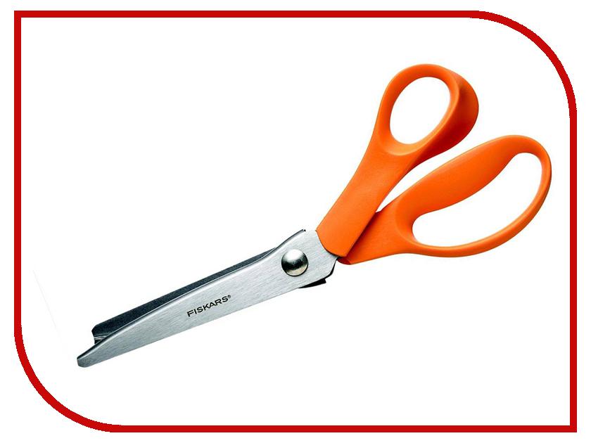 Ножницы зиг-заг Fiskars Classic 1005130 ножницы fiskars classic micro tip 1005153