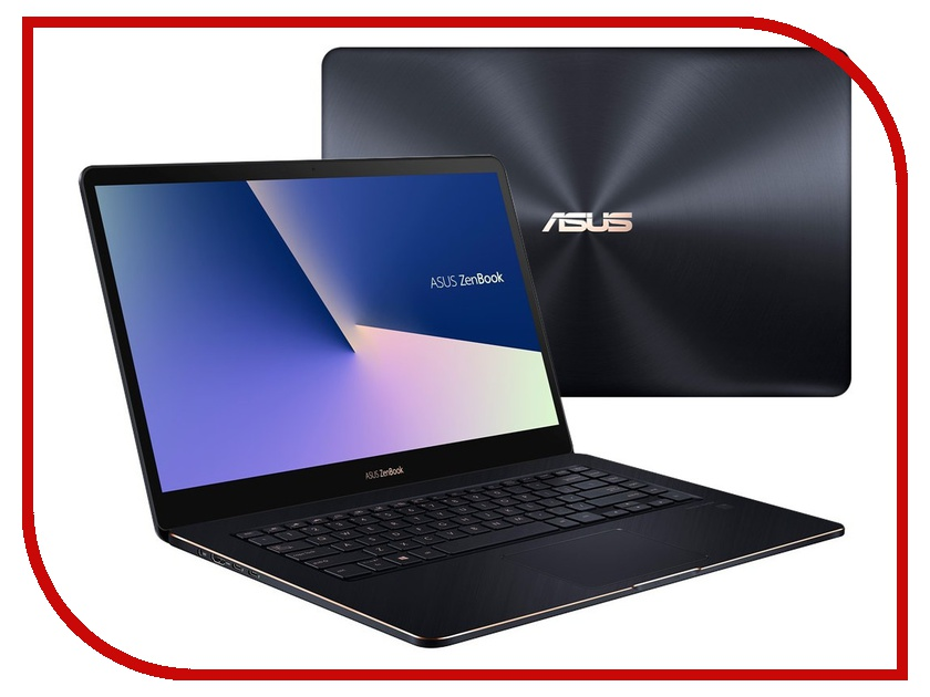 Ноутбук ASUS Zenbook Pro UX550GE-BN029R 90NB0HW3-M00430 Deep Dive Blue (Intel Core i5-8300H 2.3 GHz/8192Mb/512Gb SSD/nVidia GeForce GTX 1050Ti 4096Mb/Wi-Fi/Bluetooth/Cam/15.6/1920x1080/Windows 10 64-bit) ноутбук asus zenbook pro ux550ge bn029r core i5 8300h 8gb 512gb ssd nv gtx1050ti 4gb 15 6 fullhd win10pro blue