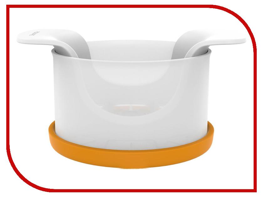 Нож для яблок с контейнером Fiskars Functional Form 1016132 нож fiskars functional form кухонный 19см нерж сталь