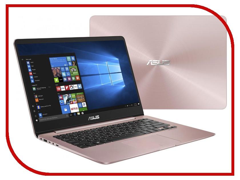 Ноутбук ASUS Zenbook UX430UA-GV286R 90NB0EC4-M13800 Rose Gold (Intel Core i5-8250U 1.6 GHz/8192Mb/256Gb SSD/No ODD/Intel HD Graphics/Wi-Fi/Bluetooth/Cam/14.0/1920x1080/Windows 10 64-bit) ноутбук hp envy 13 ad113ur silk gold 3qr73ea intel core i5 8250u 1 6 ghz 8192mb 256gb ssd no odd intel hd graphics wi fi cam 13 3 1920x1080 windows 10 64 bit