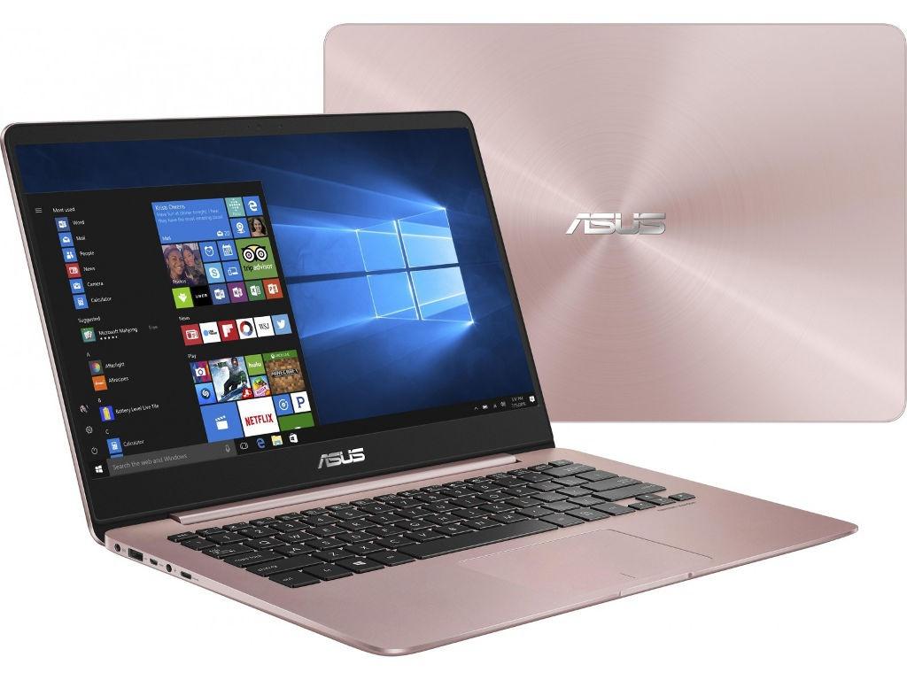 Ноутбук ASUS Zenbook UX430UA-GV286R 90NB0EC4-M13800 Rose Gold (Intel Core i5-8250U 1.6 GHz/8192Mb/256Gb SSD/No ODD/Intel HD Graphics/Wi-Fi/Bluetooth/Cam/14.0/1920x1080/Windows 10 64-bit) все цены