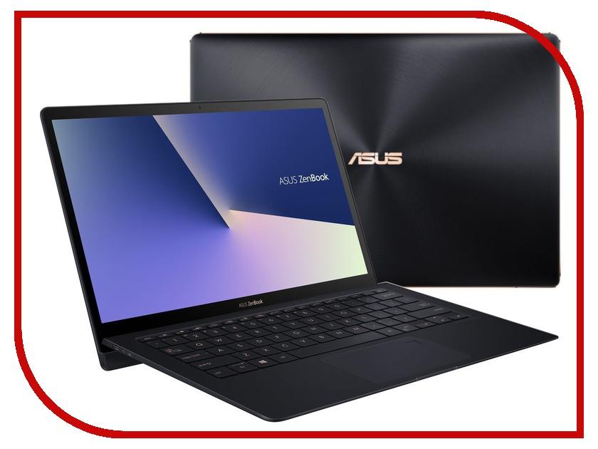 Ноутбук ASUS Zenbook S UX391UA-EG023R 90NB0D91-M04650 Deep Dive Blue (Intel Core i7-8550U 1.8 GHz/8192Mb/512Gb SSD/No ODD/Intel HD Graphics/Wi-Fi/Bluetooth/Cam/13.3/1920x1080/Windows 10 64-bit) ноутбук acer swift 5 sf514 52t 89uk nx gtmer 004 intel core i7 8550u 1 8 ghz 8192mb 512gb ssd no odd intel hd graphics wi fi bluetooth cam 14 0 1920x1080 touchscreen windows 10 64 bit