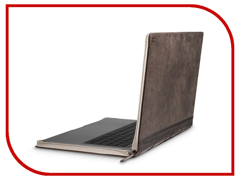 Аксессуар Чехол twelve south BookBook Vol. 2 for Macbook Pro 13 Leather Brown 12-1714 pipo w1 pro 10 1 inch pu leather protective stand case brown