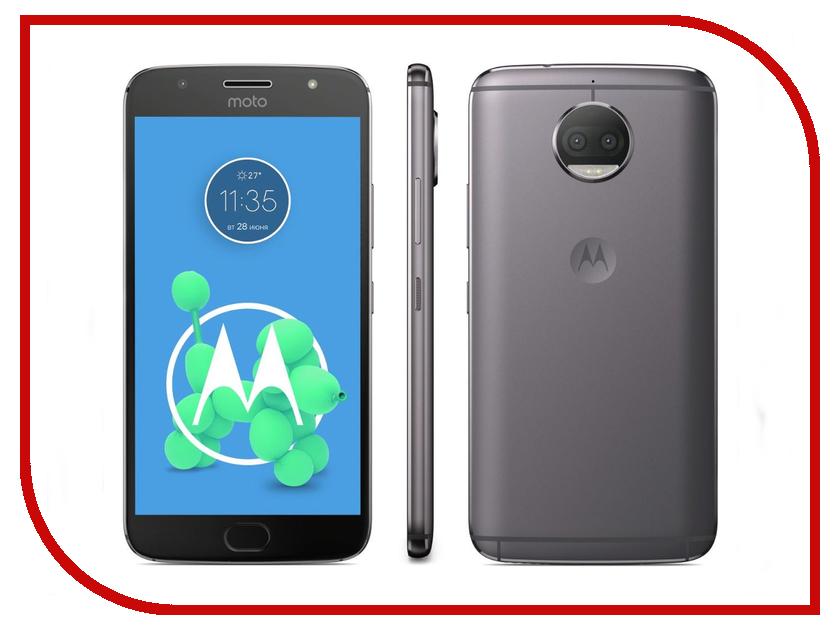 все цены на Сотовый телефон Motorola Moto G5s Plus 32GB Grey