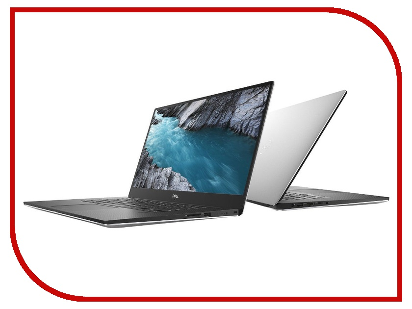 Ноутбук Dell XPS 15 9570-5413 Silver (Intel Core i5-8300H 2.3 GHz/8192Mb/1000Gb + 128Gb SSD/nVidia GeForce GTX 1050 4096Mb/Wi-Fi/Cam/15.6/1920x1080/Windows 10 64-bit) кресло компьютерное gamdias hercules e3 black red rgb