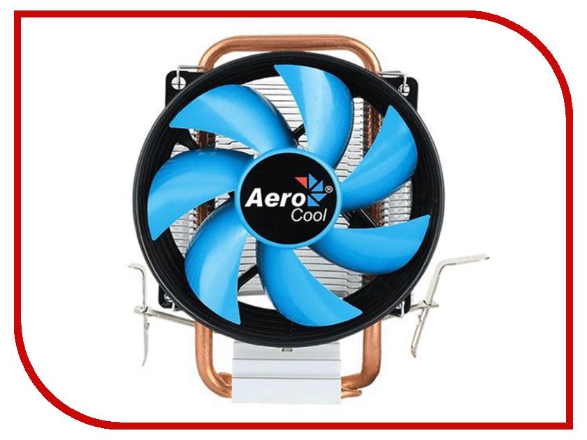 Кулер AeroCool Verkho 1-3P (Intel LGA1156/1155/1151/1150/775/ AMD AM4/AM3+/AM3/AM2+/AM2/FM2/FM1) d2560 2sd2560 to 3p