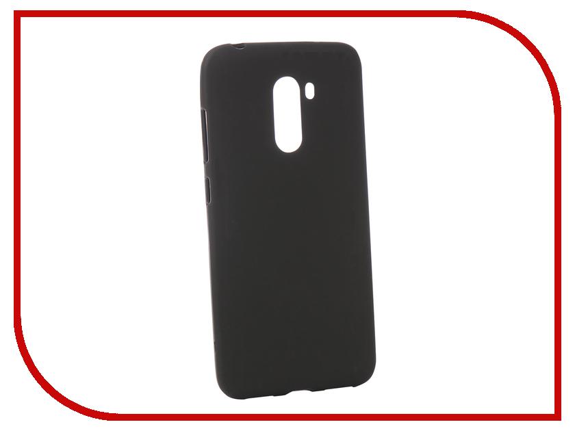 Аксессуар Чехол для Xiaomi Pocophone F1 Zibelino Soft Matte Black ZSM-XIA-F1-BLK 50mm f1 4 cctv tv lens c mount for gf3 gf2 gf1 g3 gh1 gh2 ep1 ep2 epl1 epl2 black