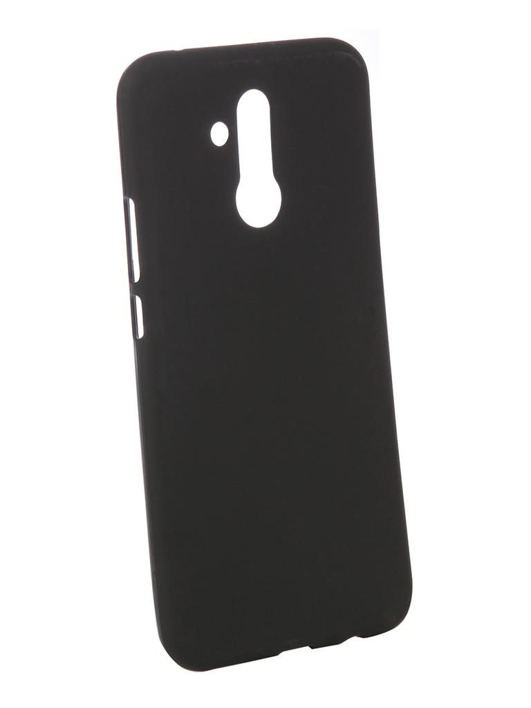 Чехол Zibelino для Huawei Mate 20 Lite Soft Matte Black ZSM-HUA-MAT20-BLK