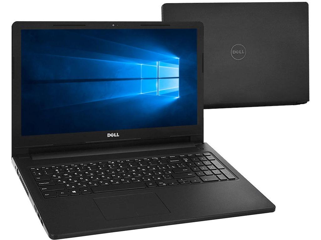Ноутбук Dell Inspiron 3567 3567-6137 Black (Intel Core i3-7020U 2.3 GHz/4096Mb/500Gb/Intel HD Graphics/Wi-Fi/Cam/15.6/1366x768/Windows 10 64-bit)
